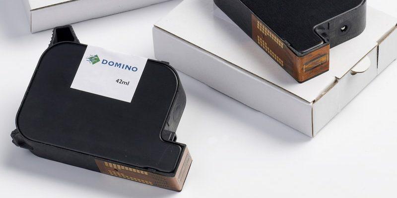 Domino črnilo kartuše